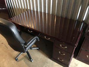 Executive Desks and storage for Sale in Smyrna, GA
