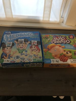 Kids board games selling both $5 for Sale in Des Plaines, IL