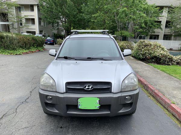 2005 Hyundai Tucson GLS SUV