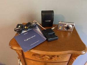 Cyber Shot Digital Camera for Sale in Lithonia, GA