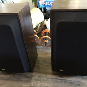 Micro Acoustics 1974 FRM-1 Vintage Speakers for Sale in San Diego, CA