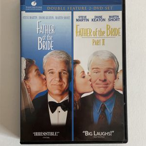 Father Of The Bride Part 1 & 2 for Sale in Encinitas, CA