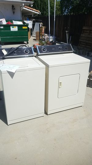 Washer and dryer for Sale in Sanger, CA