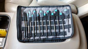 Spyder 14pc Drill Bit Driver Set for Sale in Greensboro, NC