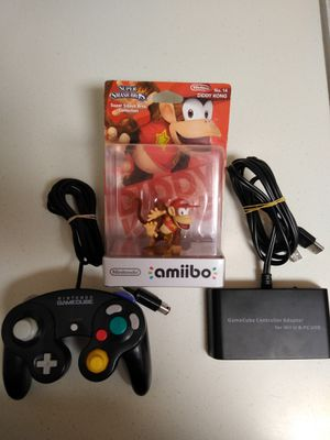 GameCube controller & amiibo for Sale in San Diego, CA