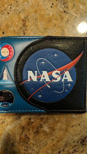 NASA wallet for Sale in Wichita, KS