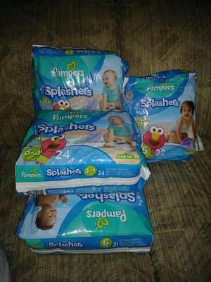 Pampers Splashers for Sale in HOFFMAN EST, IL