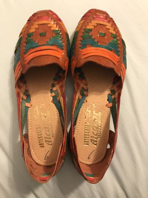 Leather Mexican Shoe for Sale in Pomona, CA