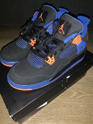 Jordan 4 cavs size 7Y for Sale in Los Angeles, CA