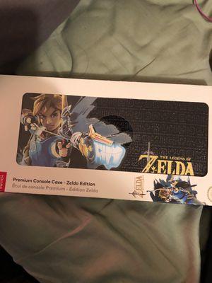 Nintendo Switch Zelda Case for Sale in Denver, CO
