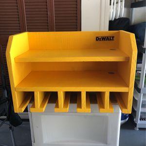 DeWalt Power Tools Charging Station (Custom made) for Sale in Hollywood, FL