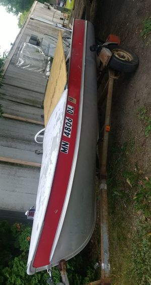 Aluma craft boat for Sale in Corcoran, MN