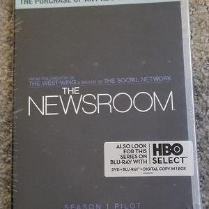 The Newsroom - Season 1 Pilot, New, Unopened, Unused for Sale in Broomfield, CO