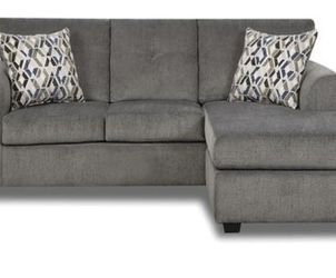 Gray Sectional Couch for Sale in Bedford,  OH