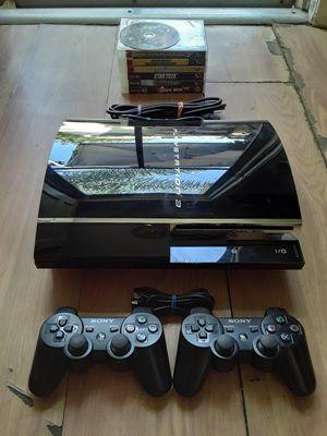 PS3 Fat 60GB Launch Edition for Sale in Costa Mesa, CA