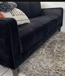 Black Couch $200 for Sale in Miami,  FL