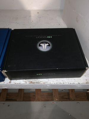 Jl audio hd1200/1 amp for Sale in Cape Coral, FL