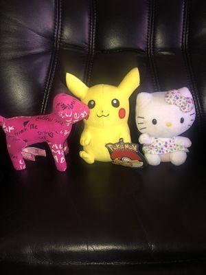 "Misc Plush Dolls 5"" for Sale in Hayward, CA"