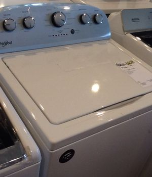 New open box whirlpool washer WTW5000DW for Sale in Downey, CA
