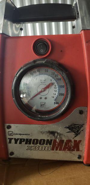 TYPHOON C300 MAX Air Tire Compressor for Sale in Miami, FL