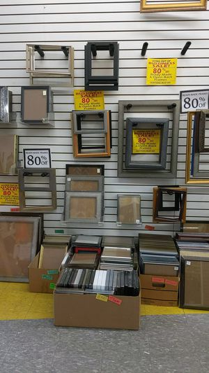 Ready Made frames in 8x10, 9x12, 11x14, 16x20 for Sale in Pittsburgh, PA