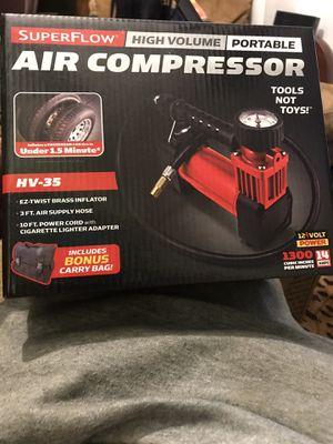 Superflow air compressor HV-35 for Sale in Boca Raton, FL