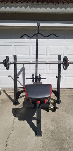 Gym Weight Set for Sale in Orlando, FL