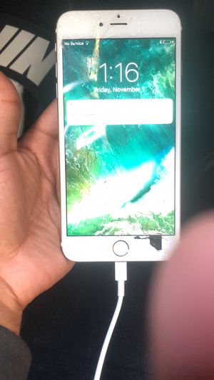 Sprint IPhone 6s for Sale in Wichita, KS