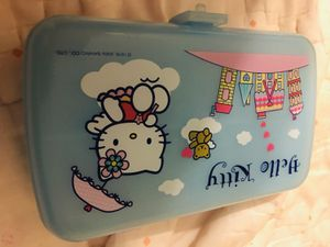 Hello Kitty pencil box for Sale in Clearwater, FL
