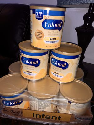 Enfamil read before message me for Sale in Campbell, CA
