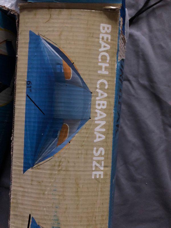 2 half tents