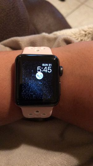 Apple Watch 38mm (Smartwatch for Apple devices) for Sale in Houston, TX