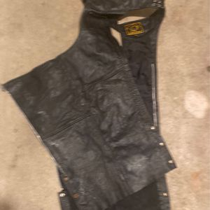 Leather chaps for Sale in Plymouth, MI