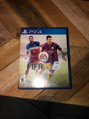 FIFA ps4 games 15,16,17 for Sale in Wichita, KS