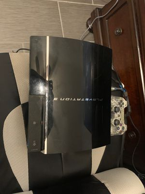 Console Ps3 Playstation 3 60GB CECHA01 Backwards Compatible for Sale in Hesperia, CA