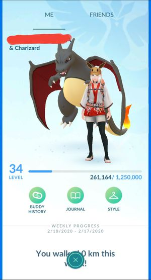 Pokemon Go Account With Shiny Charzard, Mew, Shiny Pikachu, More Legendary & Shiny Pokemon From Around The World for Sale in Washington, DC