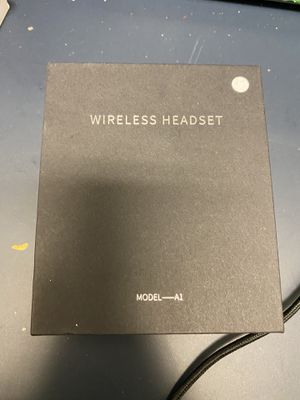 New wireless headset for Sale in Portland, OR