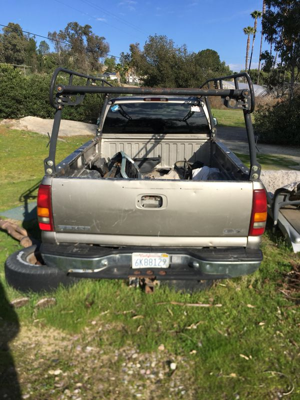 2000 GMC Sierra 1500 Long bed (for parts)