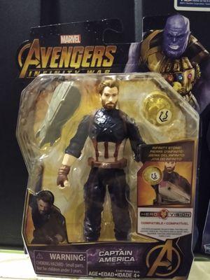 Avengers Captain America 6' action figure for Sale in Philadelphia, PA