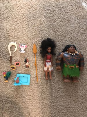 Moana play set for Sale in Virginia Beach, VA