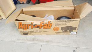 Agri Fab Steel Dump Trailer 10cu ft for Sale in Snohomish, WA