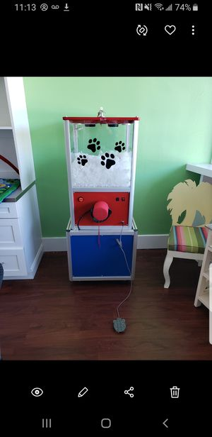 Teddy bear machine for Sale in Miami, FL