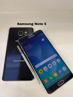 Unlocked Samsung Galaxy Note 5 for Sale in Chicago, IL