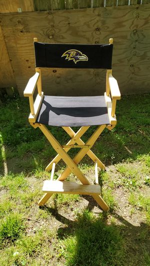 Baltimore Ravens Directors Chair for Sale in Deale, MD