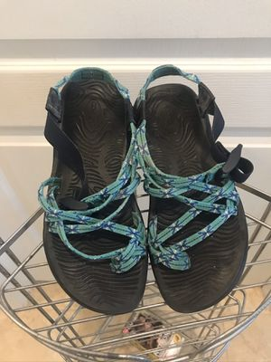 Blue chacos for Sale in Minneola, FL