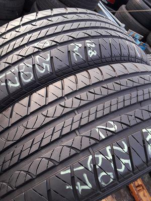 225/60-17 #2 tires for Sale in Alexandria, VA