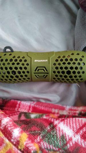 Sylvania bluetooth speaker for Sale in Wellington, KS
