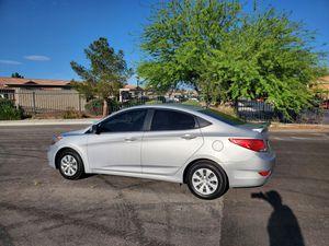 Hyundai accent 2016 !!! Como nuevo for Sale in Las Vegas, NV