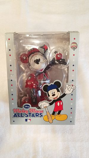 Disney 2010 Mickey Mouse All Star Game figurine for Sale in Lake Forest, CA