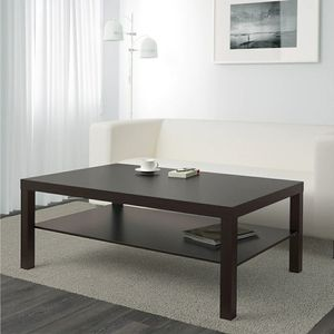 Brand New out of Box Assembled IKEA Lack Coffee Table for Sale in Arlington, VA